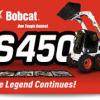 Poznajcie Debiutanktę – Bobcat S450