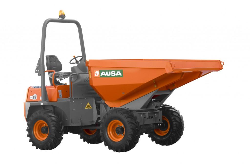 AUSA_Dumper_4000kg_