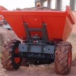 AUSA_Dumper_6000kg_D600APG_Tierra_Transporte_Frontal