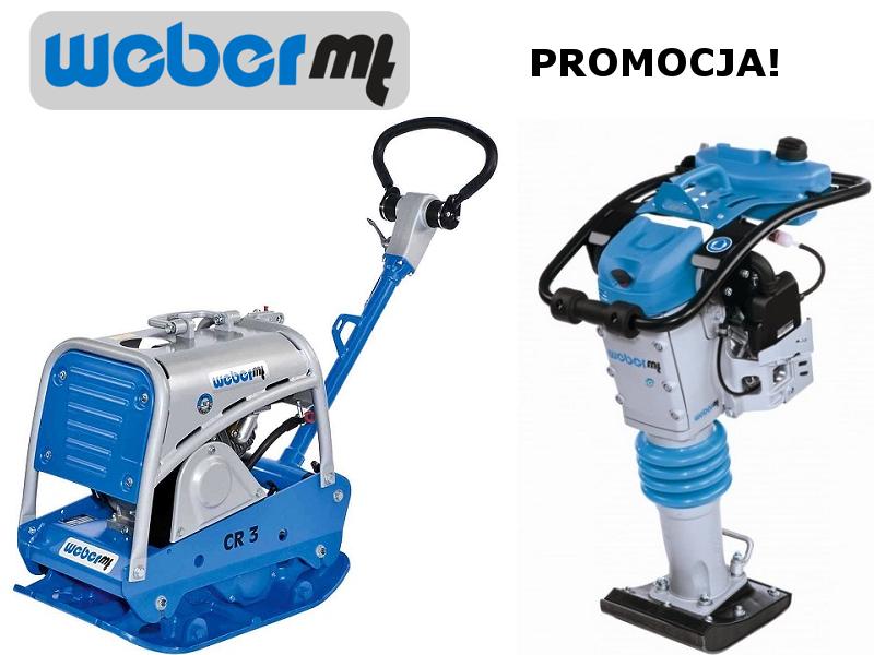 Promocja produktów Weber MT